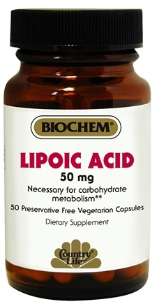 Zoom View - Lipoic Acid