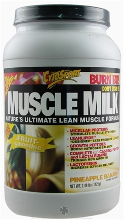 Zoom View - Muscle Milk Lean Muscle Formula