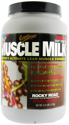 Zoom View - Muscle Milk Ultimate Lean Muscle Formula CLEARANCE PRICED