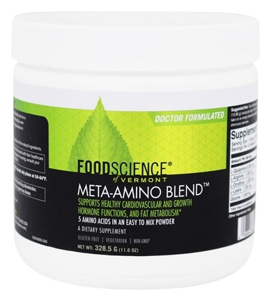 FoodScience of Vermont - Maxi-HGH - 307 Grams