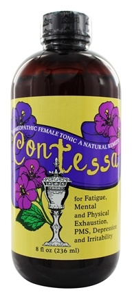 Contessa - Female Tonic Homeopathic - 8 oz.