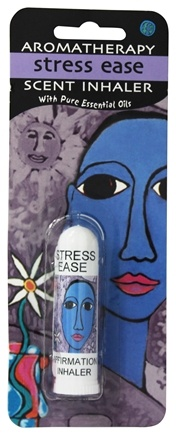 Earth Solutions - Aromatherapy Scent Inhaler Stress Ease