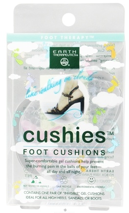 DROPPED: Earth Therapeutics - Cushies Foot Cushions - CLEARANCE PRICED