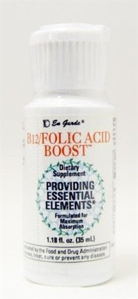 DROPPED: En Garde Health Products - B12 Folic Acid Boost - 1.18 oz.