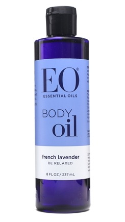 EO Products - Body Oil French Lavender - 8 fl. oz.