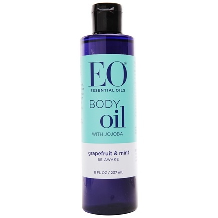 DROPPED: EO Products - Body Oil Grapefruit & Mint - 8 oz.