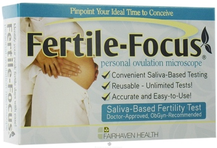 Zoom View - Fertile-Focus Personal Ovulation Microscope