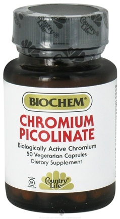 Zoom View - Chromium Picolinate