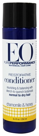 DROPPED: EO Products - Conditioner Restorative Nourishing & Balancing Chamomile & Honey - 8.4 oz.