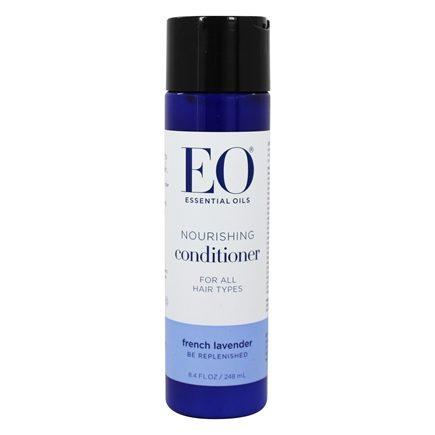 EO Products - Conditioner Everyday Leave-In or Rinse-Out French Lavender - 8.4 oz.