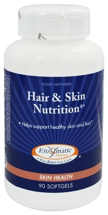Zoom View - Hair & Skin Nutrition