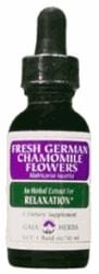DROPPED: Gaia Herbs - Chamomile Flowers German (Fresh) - 1 oz.