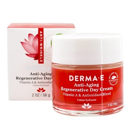 Age-Defying Day Creme With Astaxanthin and Pycogenol - 2 oz. by DERMA-E (pack of 3) Hadabisei Kracie Facial Mask 3D Aging Moisturizer