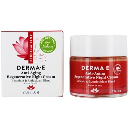 Derma-E - Age-Defying Night Creme - 2 oz.