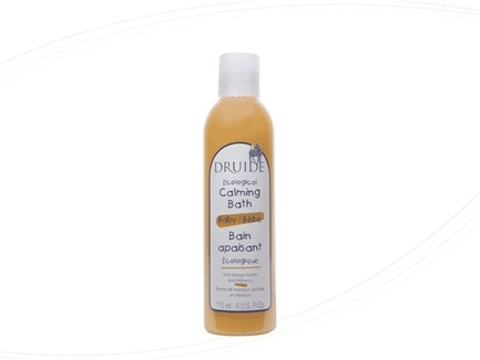 DROPPED: Druide Body Care - Calming Baby Bath - 6 oz.