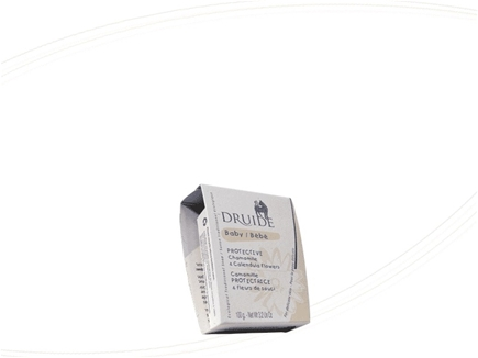 DROPPED: Druide Body Care - Chamomile/Calendula Baby Soap - 3.5 oz.
