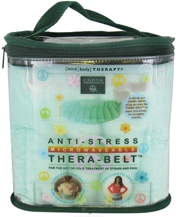 DROPPED: Earth Therapeutics - Anti-Stress Microwaveable Thera-Belt