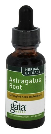 DROPPED: Gaia Herbs - Astragalus Root - 1 oz. Formerly Chinese Astragalus Root