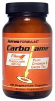 DROPPED: Jarrow Formulas - Carbo Tame 650 mg. - 60 Capsules
