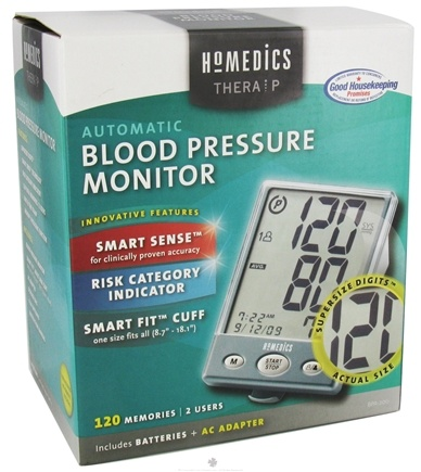 DROPPED: HoMedics - Automatic Blood Pressure Monitor with Super Size Digits BPA-200 - CLEARANCE PRICED