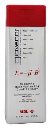 Giovanni - Magnetic Conditioner Restruxturing MDL-8 - 8.5 oz.