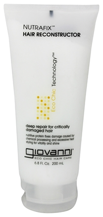 Zoom View - Nutrafix Hair Reconstructor Deep Repair for Critically Damaged Hair