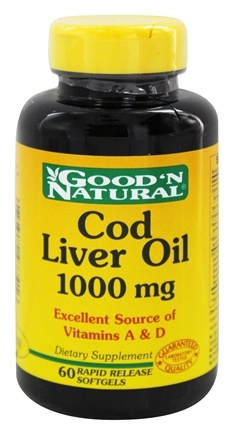 Zoom View - Cod Liver Oil