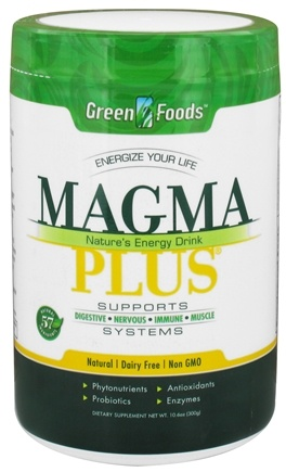 Green Foods - Magma Plus - 11 oz.