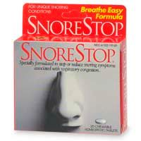 DROPPED: Green Pharmaceuticals - Snore Stop Breath Easy Formula - 20 Chewable Tablets