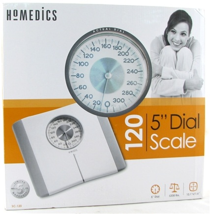 DROPPED: HoMedics - Classic Dial Scale SC-120
