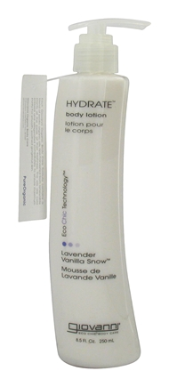 Giovanni - Hydrate Body Lotion Lavender Vanilla Snow - 8.5 oz.