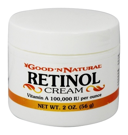 Zoom View - Retinol Cream Vitamin A