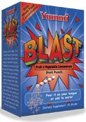 DROPPED: Hero Nutritionals Products - Yummi Blast Fruit & Vegetable Concentrate - 15 Stick(s)