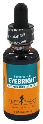 DROPPED: Herb Pharm - Eyebright Extract - 1 oz.