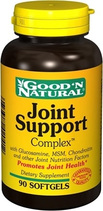 DROPPED: Good 'N Natural - Joint Support Complex - 90 Softgels