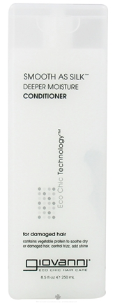 Giovanni - Conditioner Smooth As Silk Deeper Moisture For Damaged Hair - 8.5 oz.