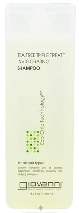 Zoom View - Shampoo Invigorating Tea Tree Triple Treat