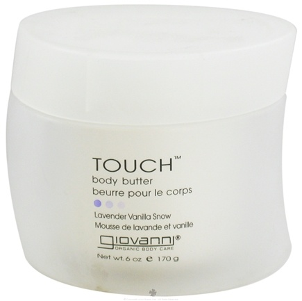 Zoom View - Touch Body Butter