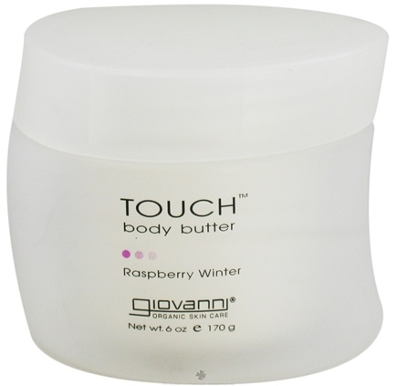 DROPPED: Giovanni - Touch Body Butter Raspberry Winter - 6 oz. CLEARANCE PRICED