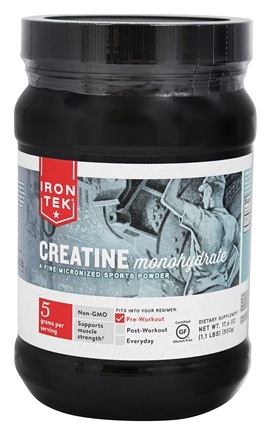 Zoom View - Essential Creatine Monohydrate Powder