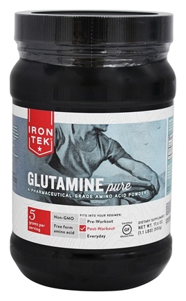 Zoom View - Essential Glutamine Monohydrate Powder
