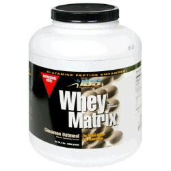 DROPPED: ISS Research - Whey Matrix Cinnamon Oatmeal - 5 lbs.