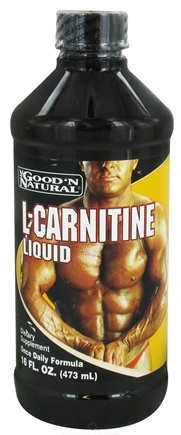 DROPPED: Good 'N Natural - L-Carnitine Liquid - 16 oz.