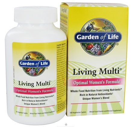 Zoom View - Living Multi Optimal Women's Formula