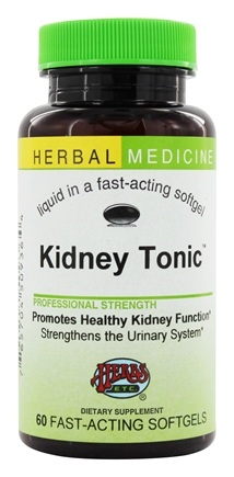 Herbs Etc - Kidney Tonic Alcohol Free - 60 Softgels