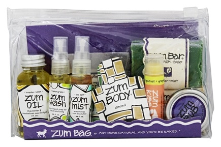 Indigo Wild - Zum Bag Gift Set Assorted - 1 Gift Set