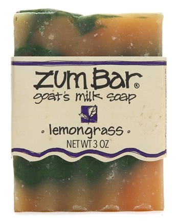 Indigo Wild - Zum Bar Goat's Milk Soap Lemongrass - 3 oz.