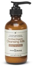 DROPPED: Janson Beckett - Organic Cleansing Milk - 4 oz. CLEARANCE PRICED