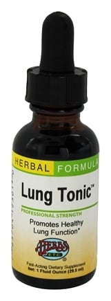 Herbs Etc - Lung Tonic Professional Strength - 1 oz.