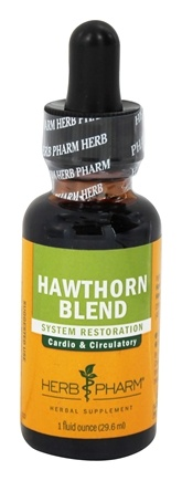 Zoom View - Hawthorn Blend Extract